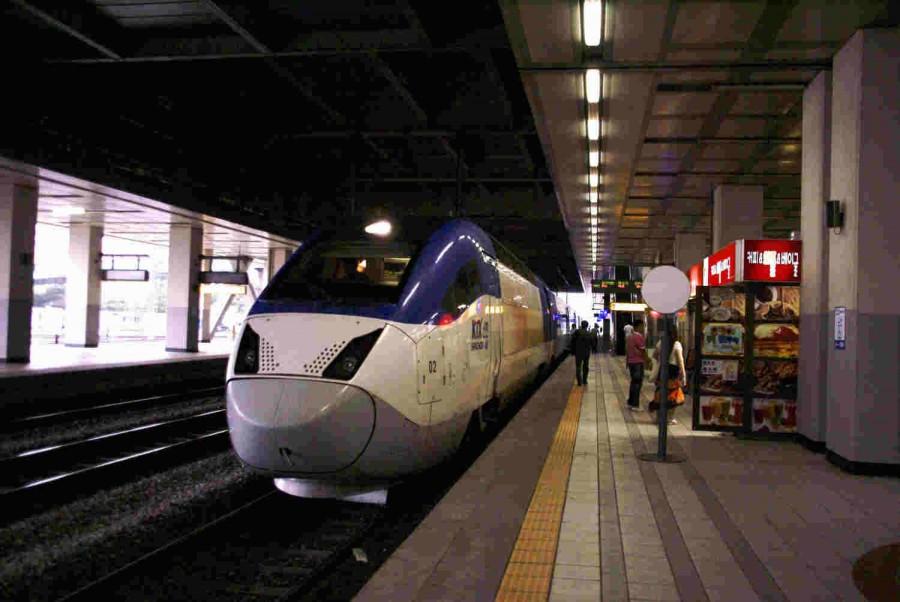 韓国ほぼ一周鉄道の旅 その1