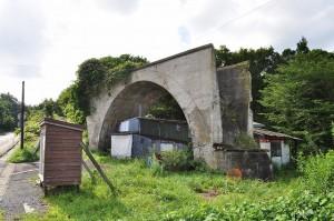 下北半島の鉄道遺構探訪(2)大間線その2