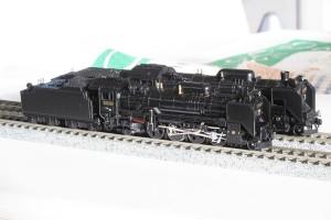 進化したD51(Nゲージ)