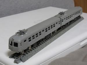 福島交通5022-5023を製作中