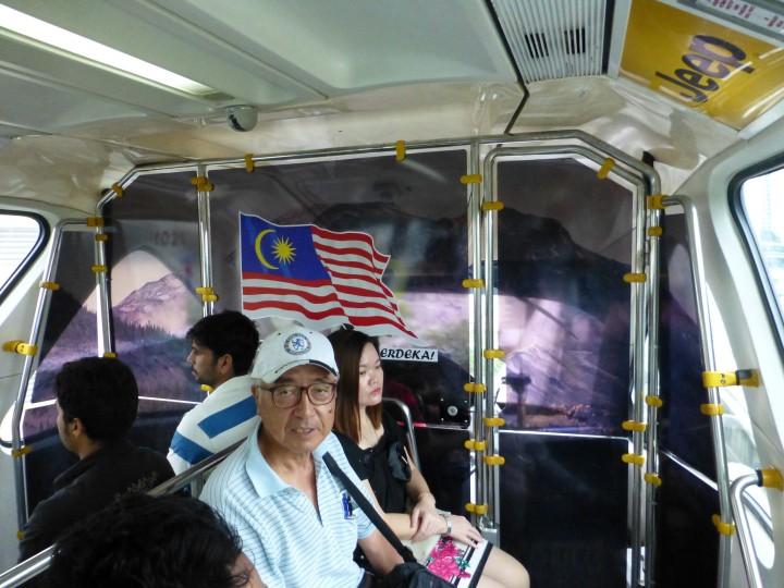 マレーシア東南線の旅(その2)
